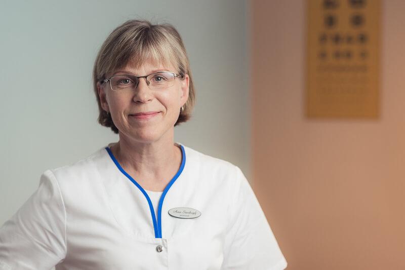 Doktor Anu Starkopf