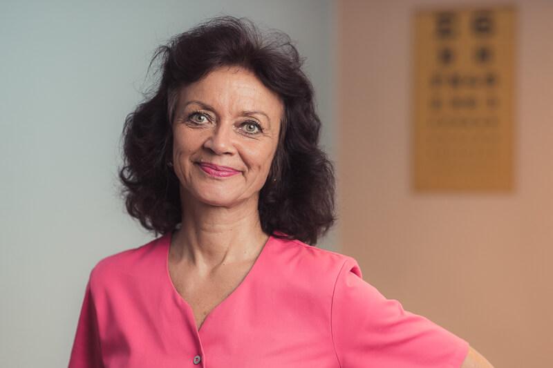 Doktor Merike Tubli